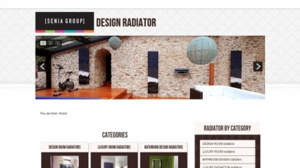Webáruház készítés + bankkártyás vásárlás - [design-radiator.co.uk]