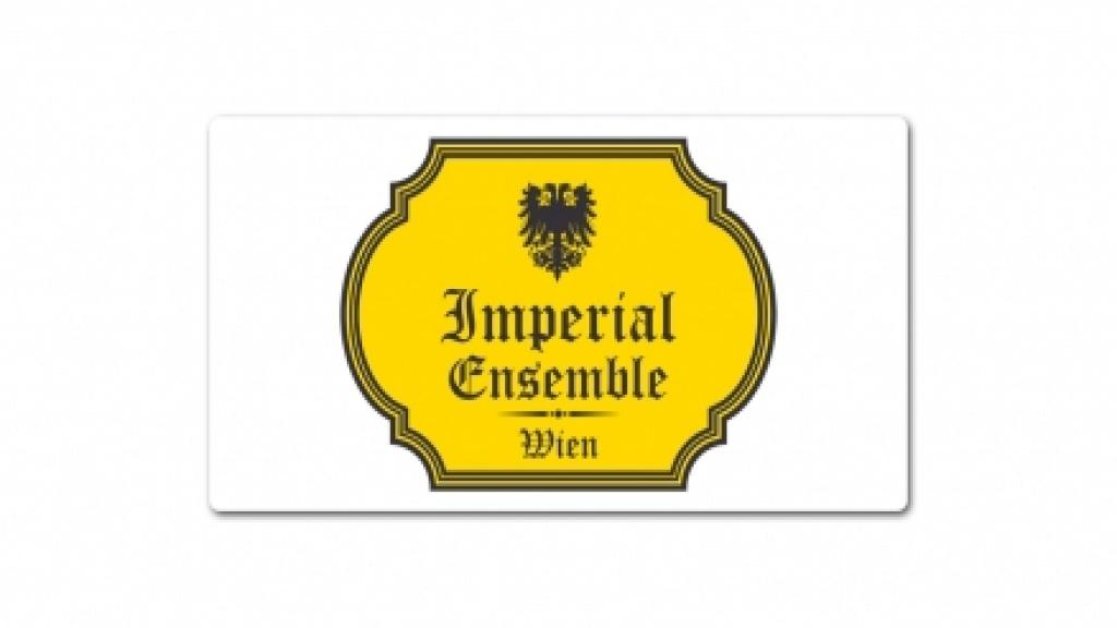 Logó újratervezése, felújítása - [Imperial Ensemble-Wien]