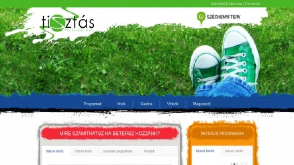 Joomla 2.5 honlapkészítés - [tisztashely.hu]