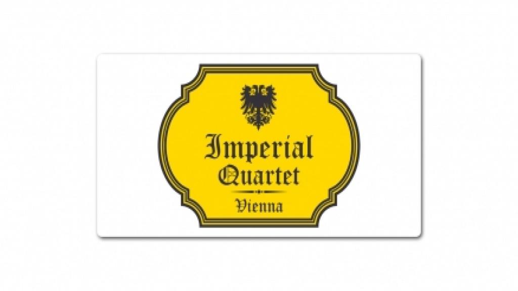 Logó készítés, embléma tervezés - [Imperial Quartett-Wien]