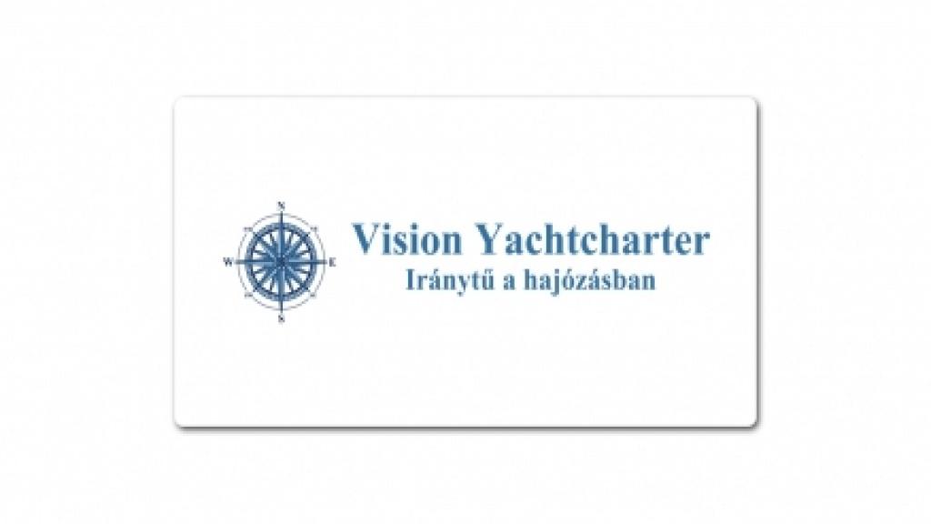 Logó tervezés, készítés - [Vision Yachtcharter]