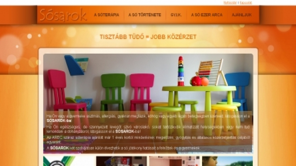 Joomla honlapkészítés - [sosarok.hu]